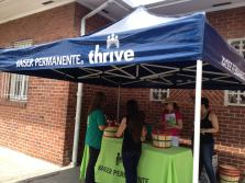 Thrive booth