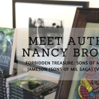 Meet Author Nancy Brooks