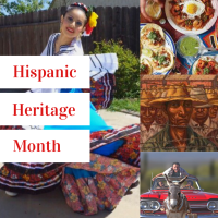 Finding Events For National Hispanic Heritage Month September 15 - October 15, 2017