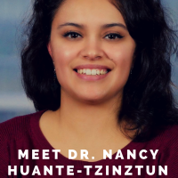 Meet Dr Nancy Huante-Tzinztun