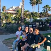 Visiting Santa Barbara after touring UC Santa Barbara