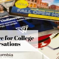Prepare for College Conversations