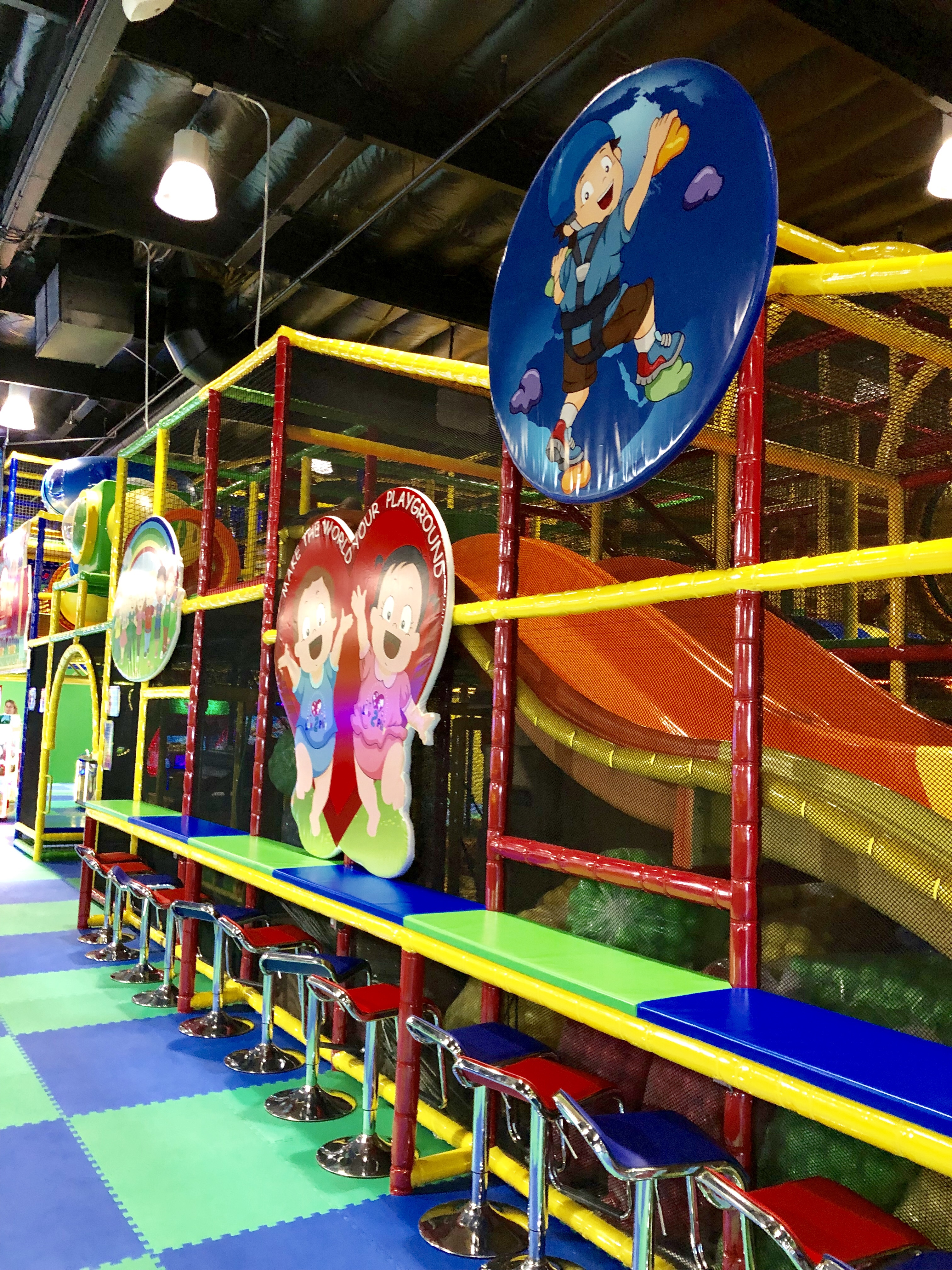 Luv 2 Play indoor playground